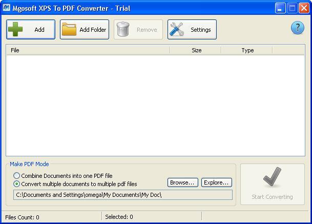 Mgosoft XPS To PDF Converter 11.9.6 Serial Key + Latest Version 2020