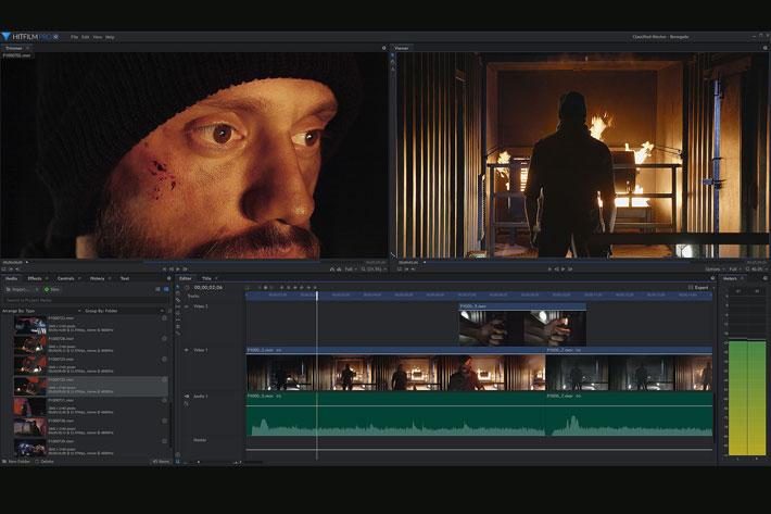 HitFilm Pro 14.1.9713 Crack + Activation Keys Latest 2020