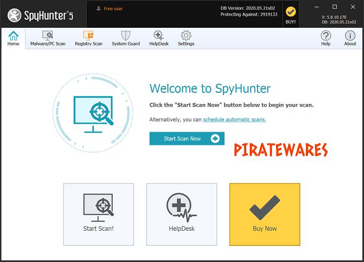 Spyhunter 5 Free Download Full Version