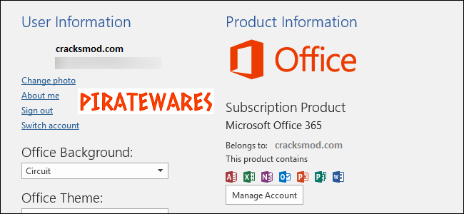 office 365 activation key