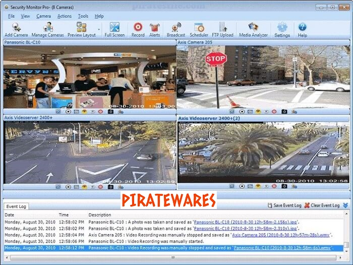 Security Monitor Pro Crack Activation Code