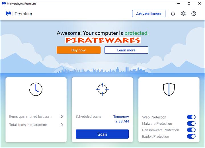 malwarebytes free license key