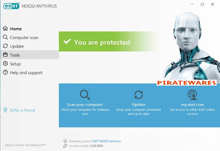 nod32 antivirus free download