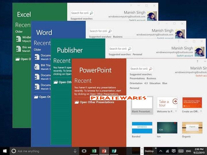 microsoft office 2016 product key full version