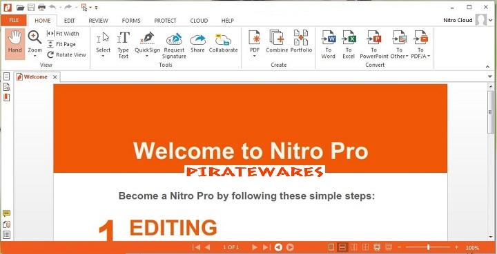 nitro pro 12 free download with crack 64 bit