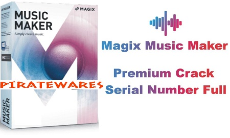 magix music maker free download full version with crack