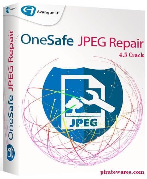 OneSafe JPEG Repair 4.5 Crack + Activation Key Full Download