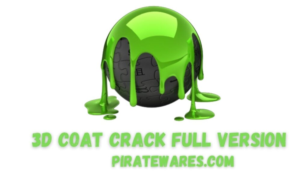 3D Coat Crack Full Version Free Download For Windows