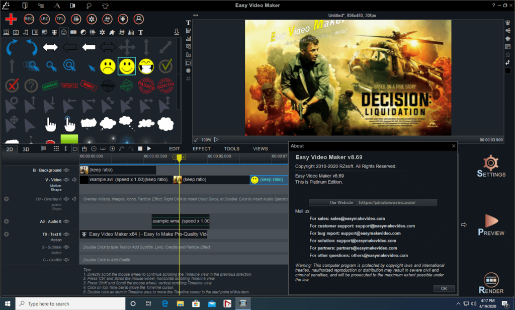 Easy Video Maker 11 Crack + Serial Key Latest Version Free Download