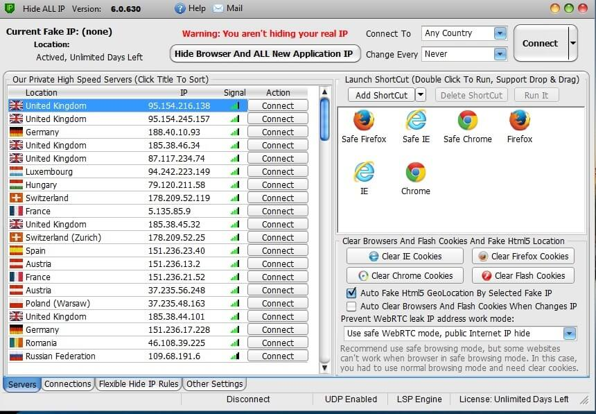 Hide My IP Full Crack With License Key Latest Version Free Download