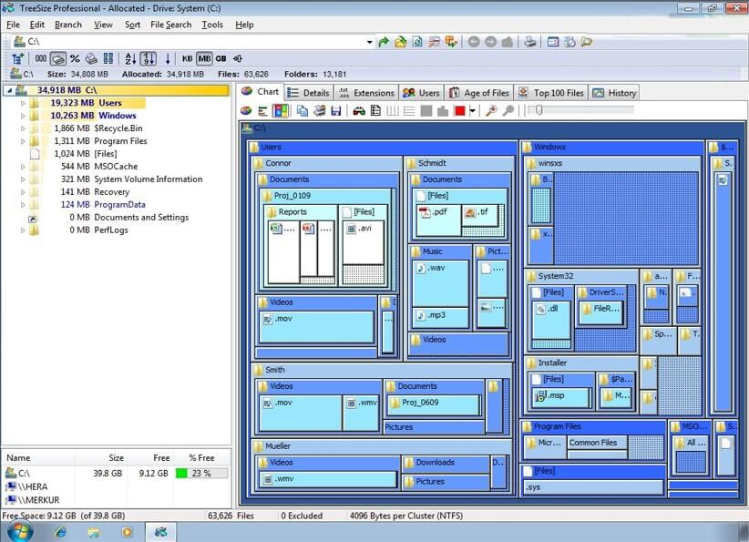 Treesize Professional Portable Latest Version Download For Windows