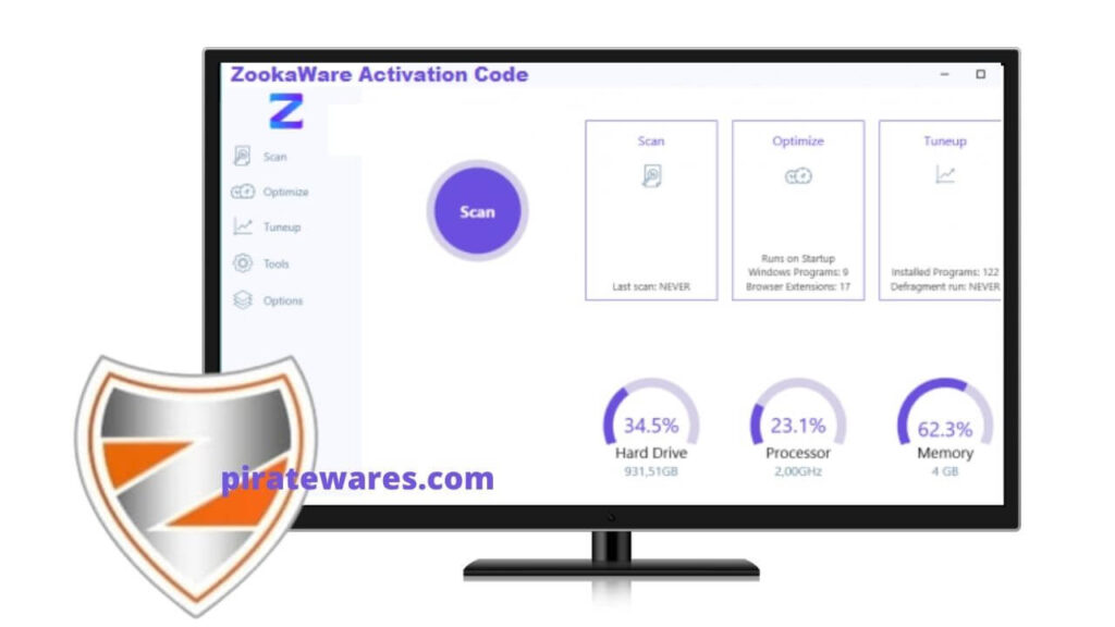 ZookaWare Activation Code Full Version Latest Download For PC