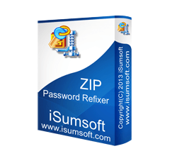 Isumsoft Zip Password Refixer Registration Code Free Download For PC
