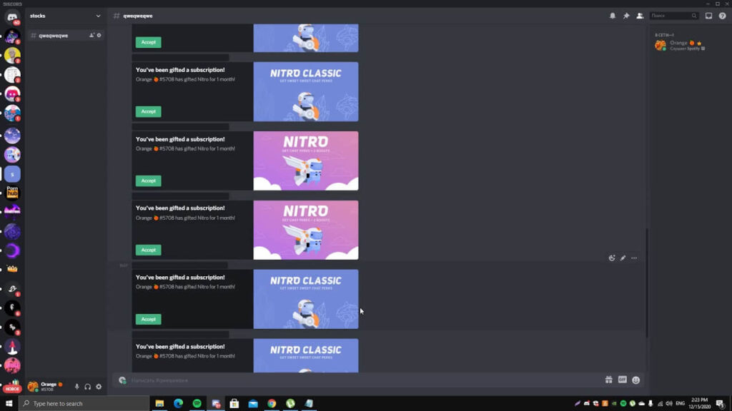 Discord Nitro Crack With Key Codes Complete Download For Windows